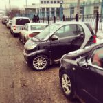 Smart fortwo 2009 mhd