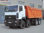 Продам самосвал МАЗ 6516А8-321