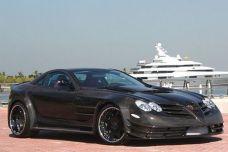Mercedes-Benz SLR Perfectus от ателье Asma Design