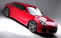 Porsche начинает выпуск нового лимузина. Он будет экономить топливо.