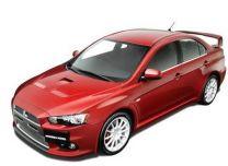 Новый отзыв о Mitsubishi Lancer X