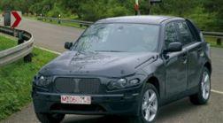 Шпионские фотографии BMW X1 без камуфляжа